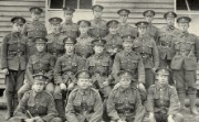 London County & Westminster Bank staff who joined the 21st Royal Fusiliers in 1914