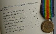 List of honours awarded to National Bank of Scotland staff with a service medal