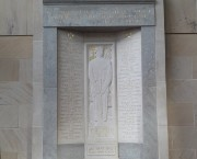 Commercial Bank of Scotland Second World War memorial